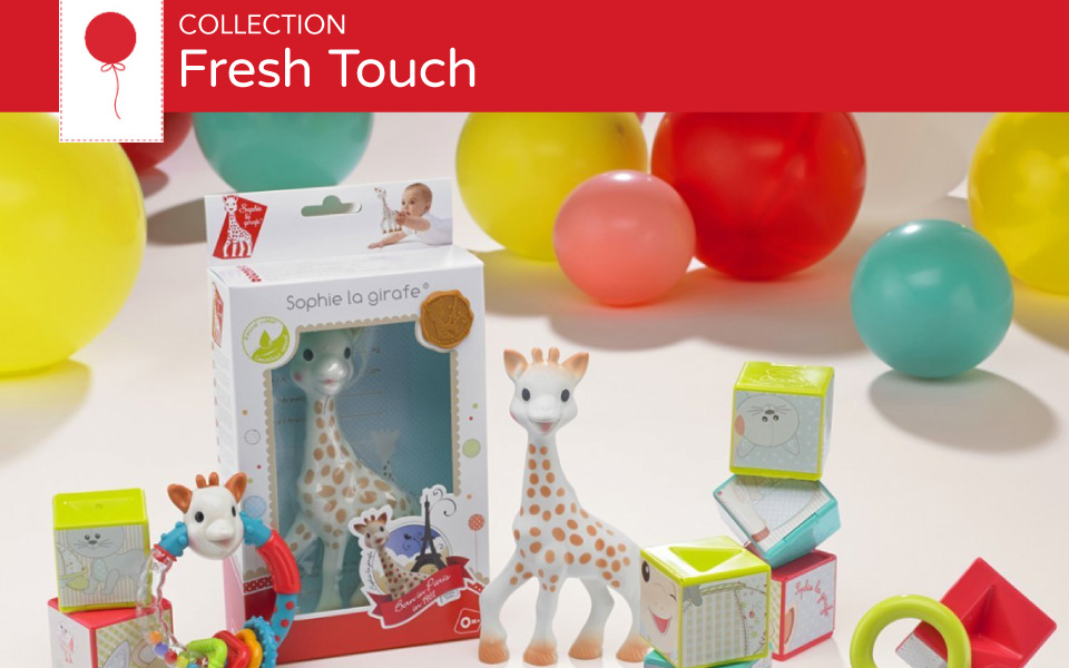 Fresh Touch Collection Header
