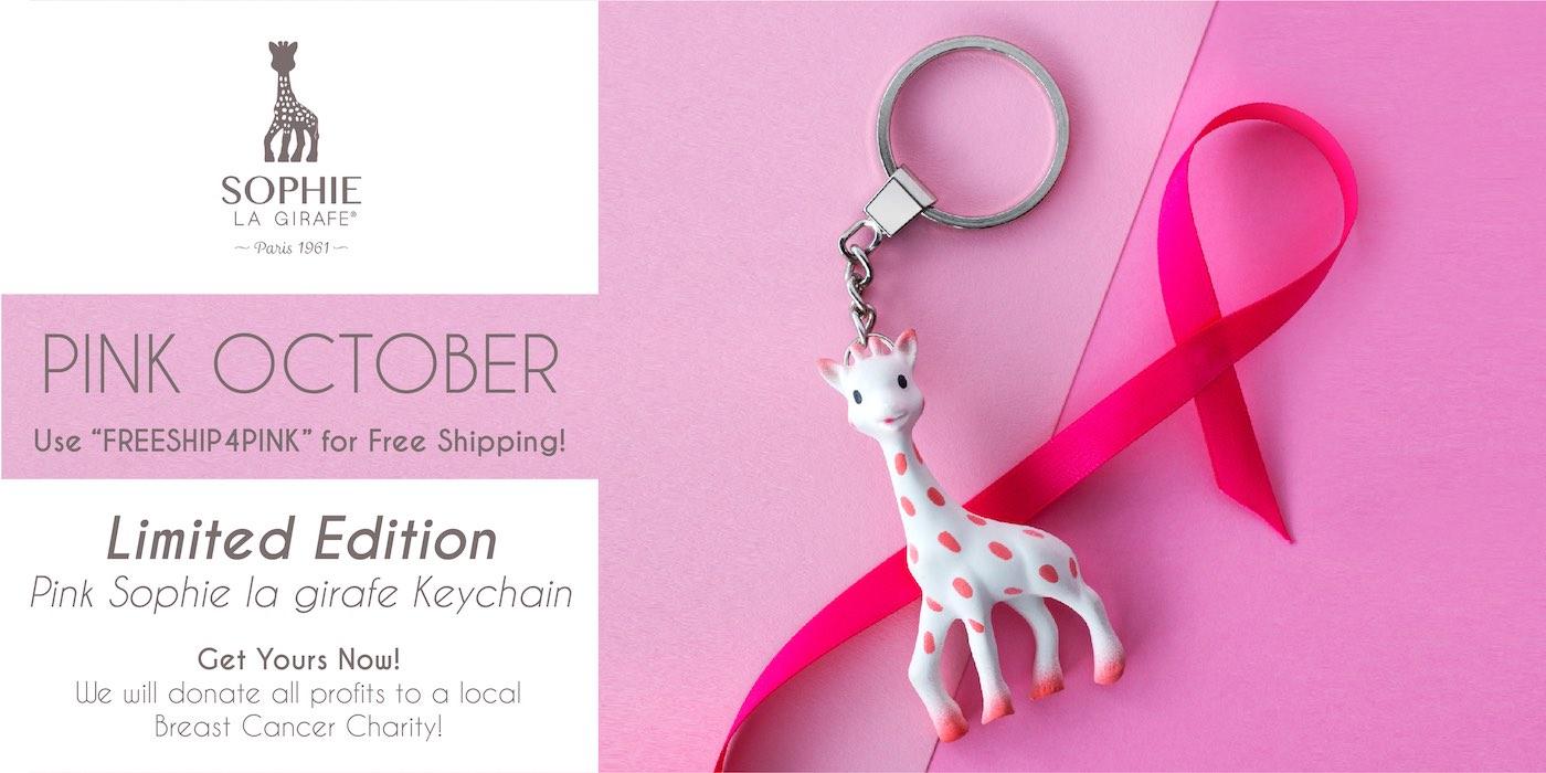 Pink October Header